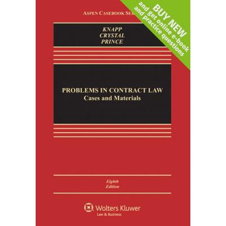 Problems in Contract Law: Cases and Materials (Express Law Contract Law)