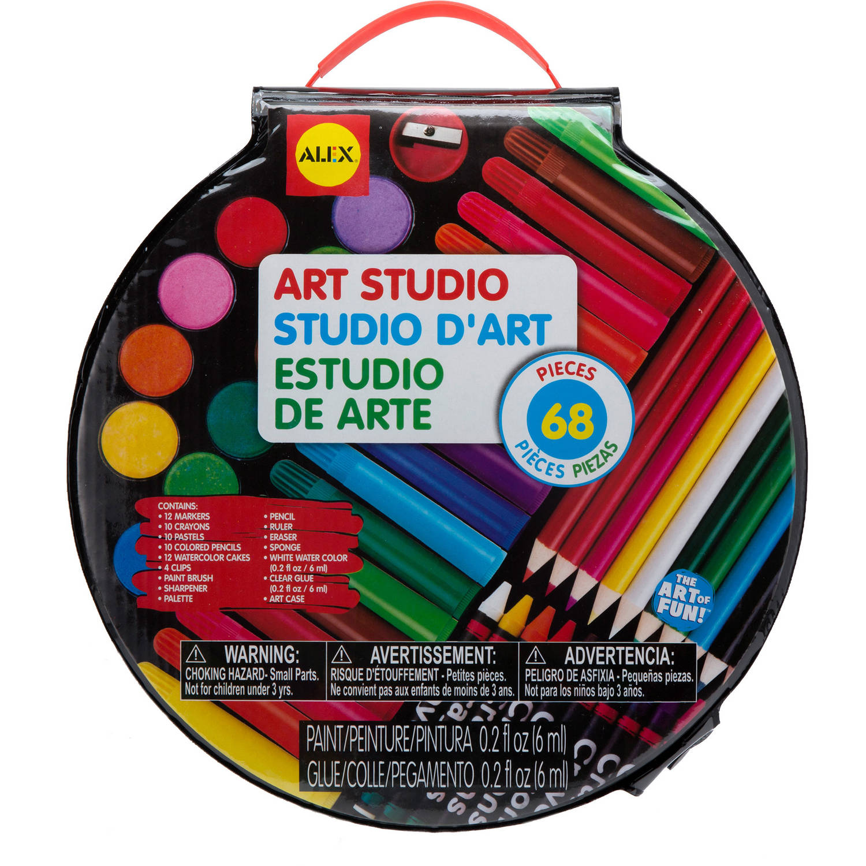 ALEX Toys Artist Studio Art Studio Case