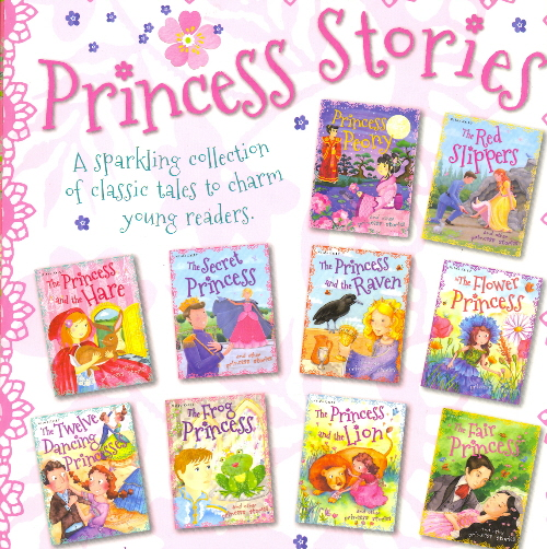 Princess Stories Bundle - image 1 of 1