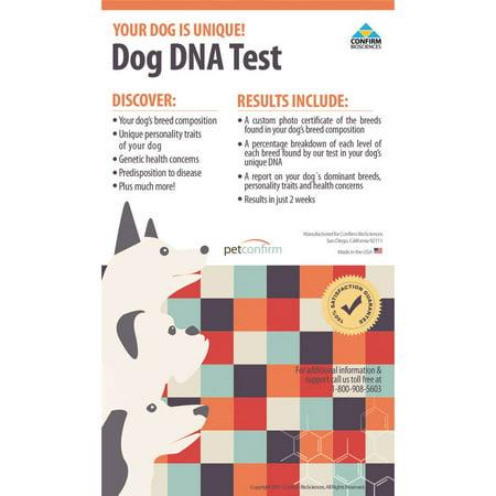 Drug Testing Kits Petconfirm DNA Dog Breed Test Kit