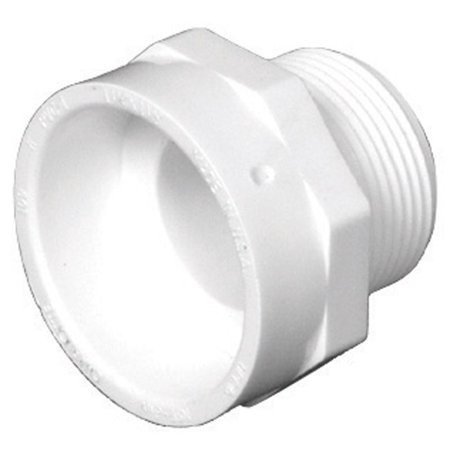 - Charlotte Pipe Male Adapter Pvc Dwv 2