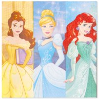 Disney Princess Lunch Napkins, 16-Count