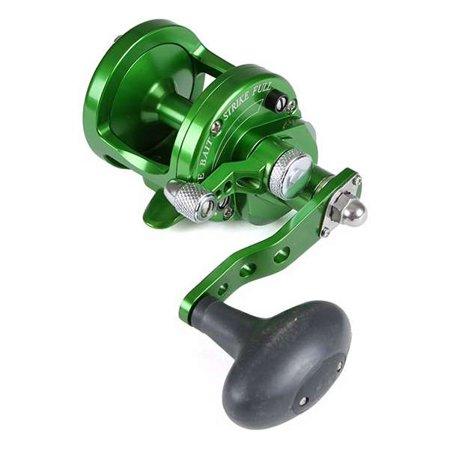 (Avet SX 5.3 Single Speed Lever Drag Casting Reel Forest Green)