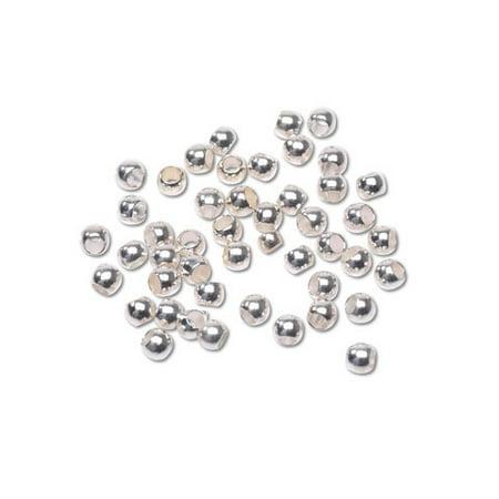 (Crimp Beads Silver 1.3Mm 1G)