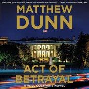 Act of Betrayal - Audiobook