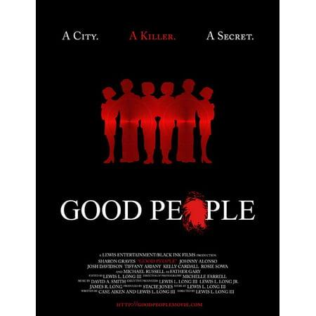 Good People Poster Movie  27X40