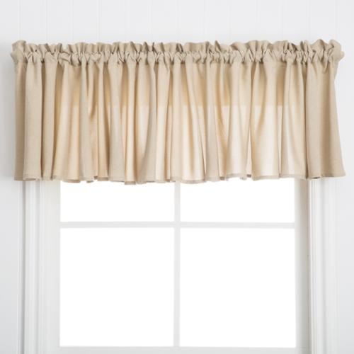 Glasgow Window Valance 84in x 15in harvest
