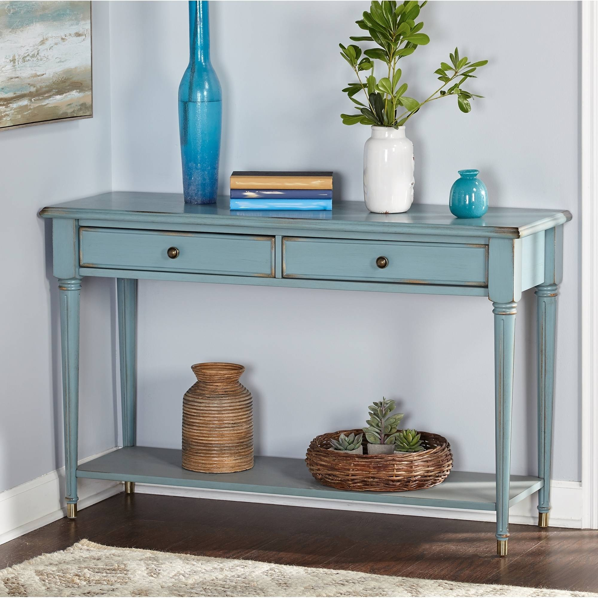 Emilia Sofa Table by Overstock