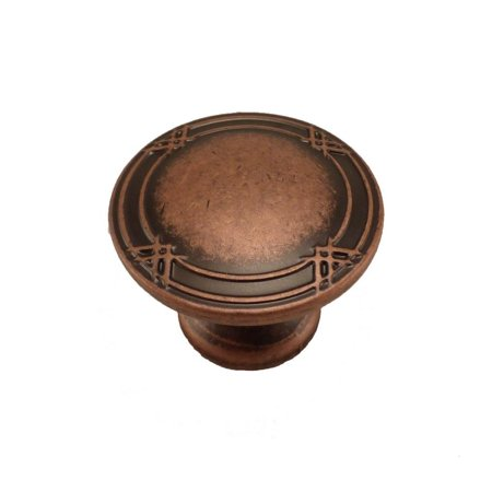 25 PCS Omega Kitchen Bath Cabinet Knobs Knob ORB Bronze 33MM 1 3/8 -