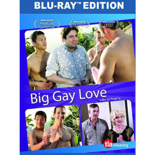 Big Gay Love (Blu-ray)