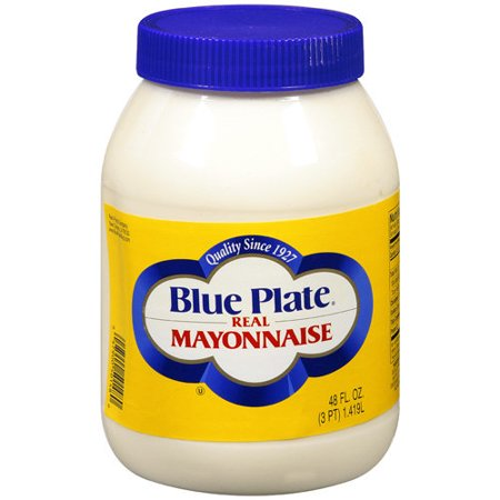 blue plate mayo walmart