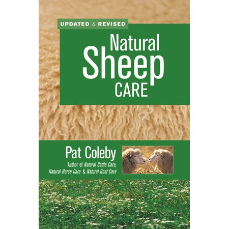 Natural Sheep Care - eBook