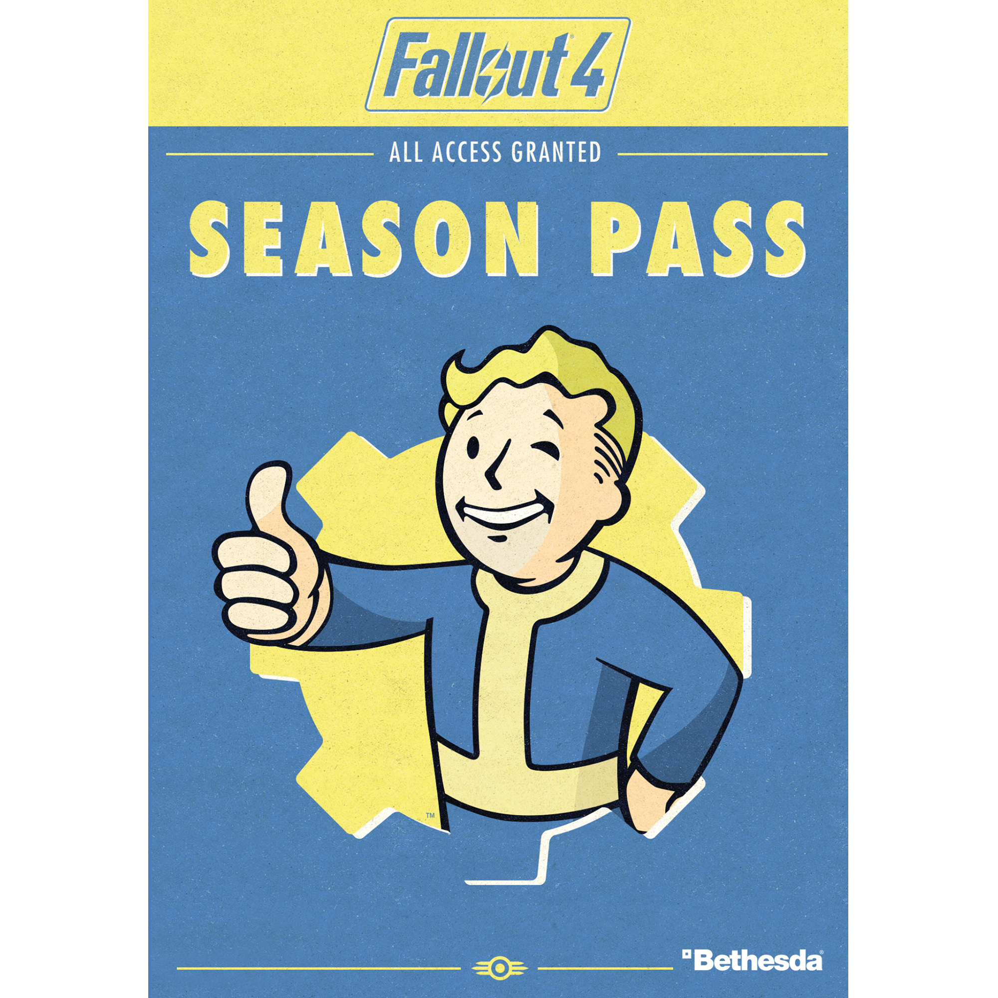 Fallout 4 Season Pass (PC)(Digital Download)