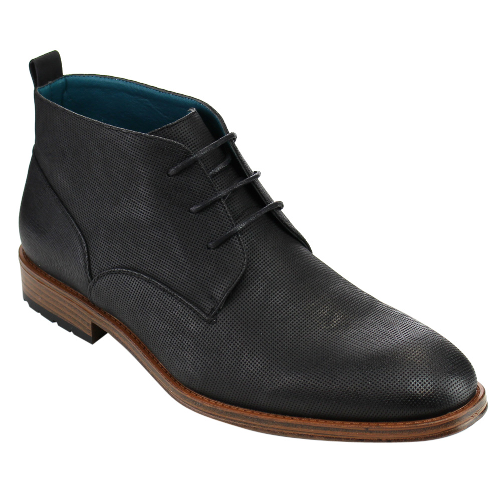 New Arider Cross 03 Men Shoes  Chukka Suede