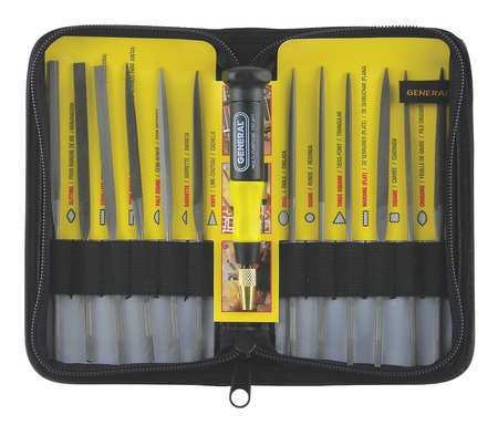 General Tools Needle File Set, 707475 by General Tools