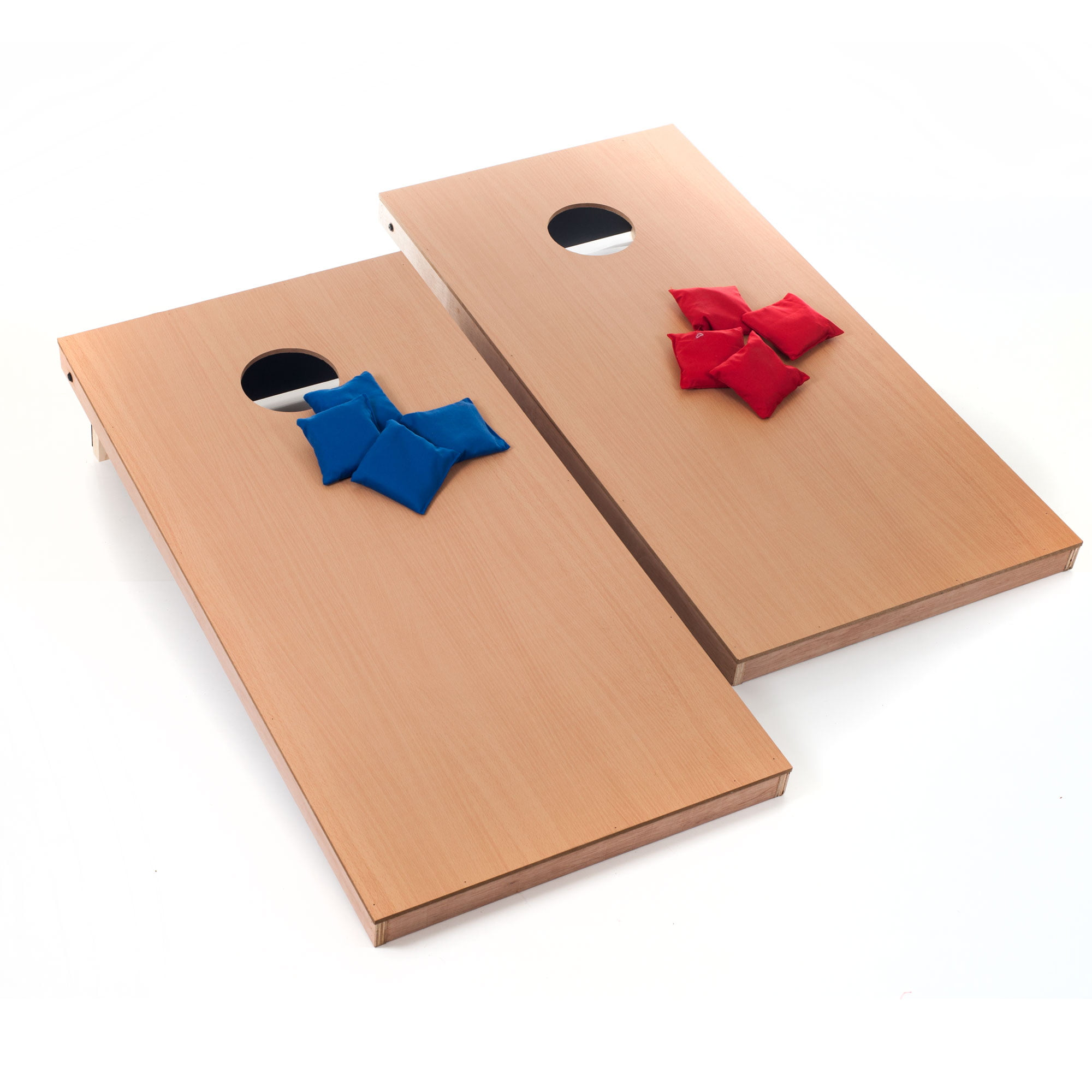 Official Size Cornhole Game by Trademark Games by Trademark Global