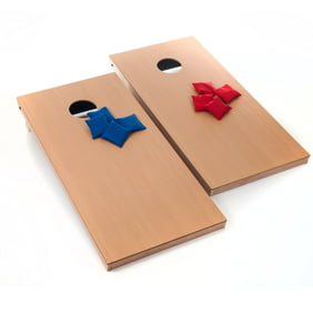 Do it yourself regulation size cornhole boards and bags walmart official size cornhole game by trademark games solutioingenieria Choice Image
