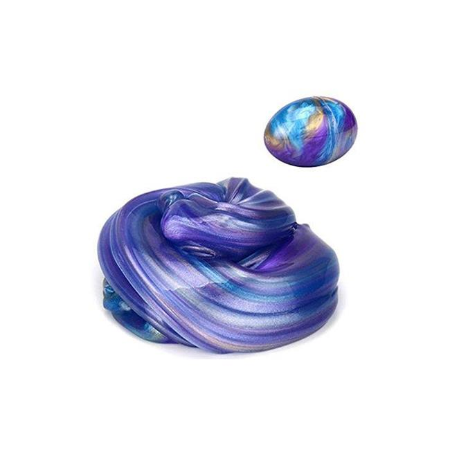 Tagco USA TI-GES-PUR Galaxy Egg Slime - Purple