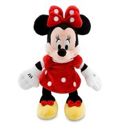 Disney Mickey Mouse Minnie Plush [Mini Bean Bag]