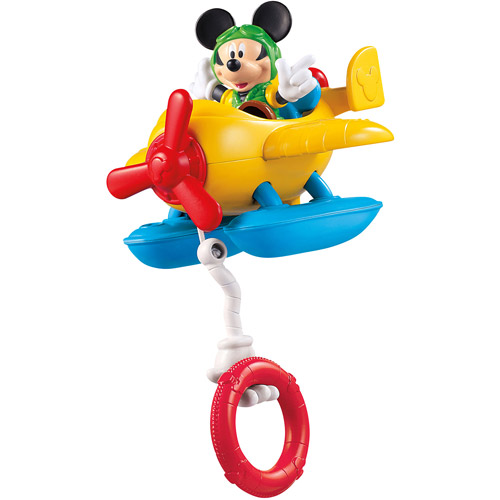 Fisher-Price Disney Mickey Mouse's Rescue Flyer