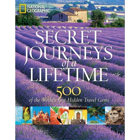 Secret Journeys of a Lifetime : 500 of the World's Best Hidden Travel (Best Time To Travel To Sicily)