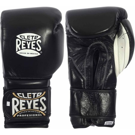 Cleto Reyes Hook and Loop Boxing Gloves, 14oz,