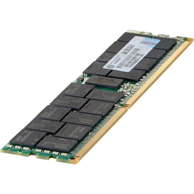 HP 4GB (1 x 4GB) Single Rank x 4 PC3L-10600 Reg CAS-9 LP Memory Kit/S-Buy