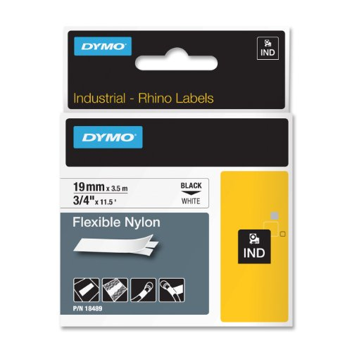 Dymo 18489 Dymo Flexible Nylon Tape