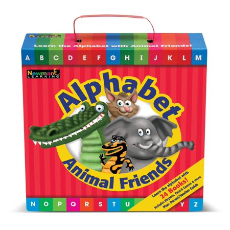Alphabet Animal Friends: Alphabet Animal Friends Boxed Set (Dealer Version) (Other)