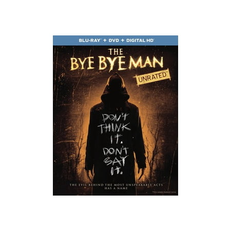 the bye bye man blu ray vudu instawatch included walmart com
