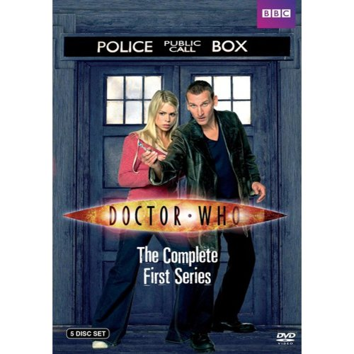 Doctor Who: The Complete First Series (Widescreen)