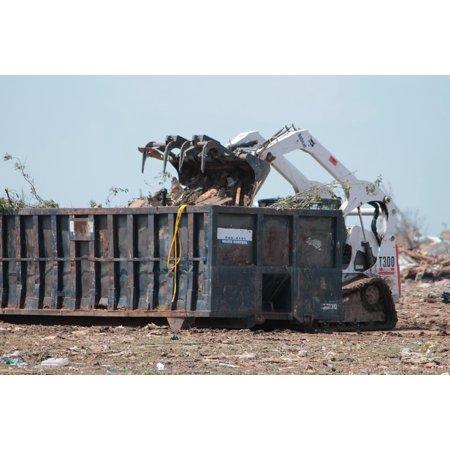 - Peel-n-Stick Poster of Disaster Tornado Moore Ruin Oklahoma Poster 24x16 Adhesive Sticker Poster Print