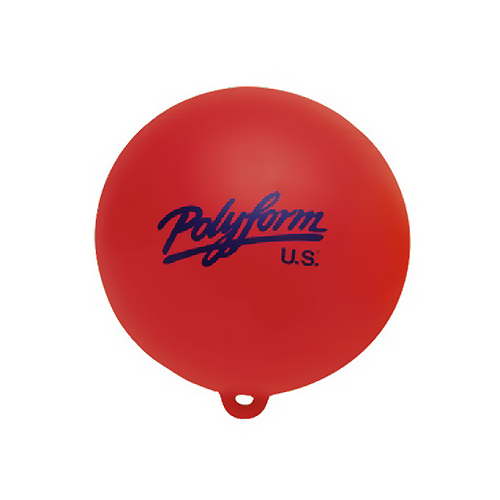 Polyform U.S. 36836M POLYFORM WATER SKI SLALOM BOUY RED by Polyform US