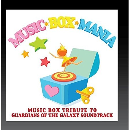 Music Box Tribute To Guardians Of The Galaxy Soundtrack
