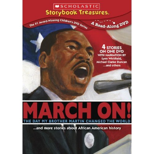 March On!... And More Stories About African American History by NEW VIDEO GROUP