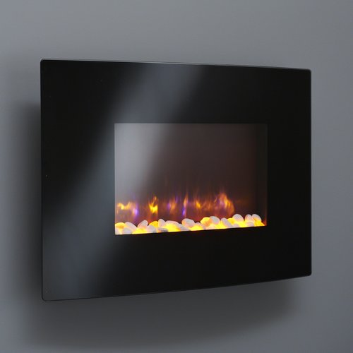 The Outdoor GreatRoom Company Wall Mounted Electric Fireplace