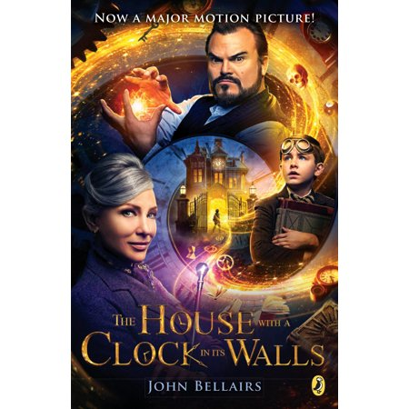 The House with a Clock in Its Walls (Paperback) (Making A Model House For A School Project)