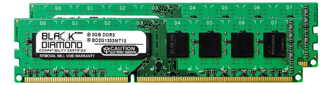 4GB Non ECC Memory for Dell Precision Workstation T1500 T1600 T1650