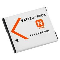 Insten Sony CyberShot NP-BN1 Type N Li-Ion Battery For Sony CyberShot NP-BN1 Type N