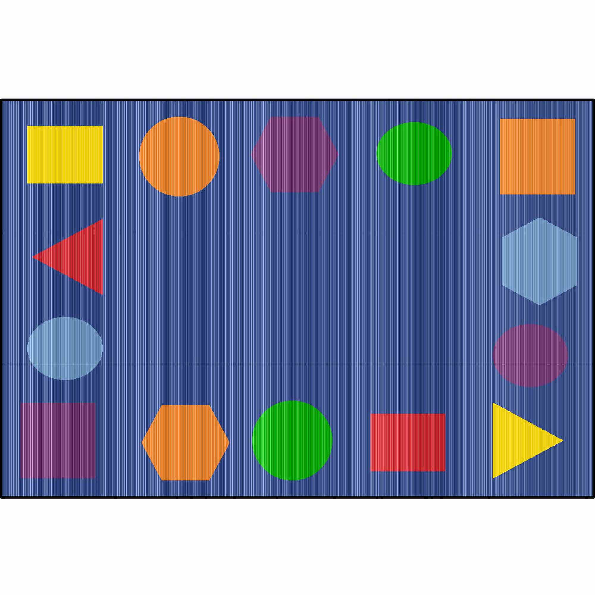 Generic Learning Carpets Just Right Shapes Rug