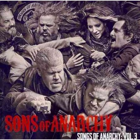 SONGS OF ANARCHY:VOLUME 3 (OST) (CD) (Super Simple Songs Halloween Cd)