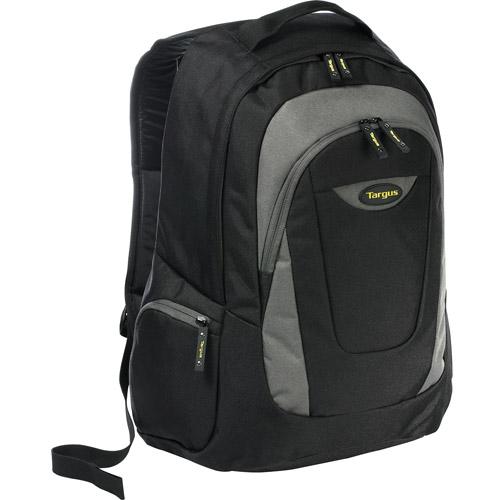 """Targus 16"""" Trek Laptop Backpack, Black"""