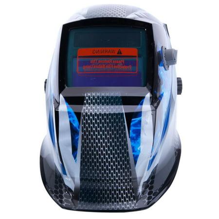 Zimtown Welding Helmet Pro Solar Auto Darkening Variable Shade Range 4/9-13 Mask Grinding Welder Protective Gear Arc Mig Tig - image 1 of 7