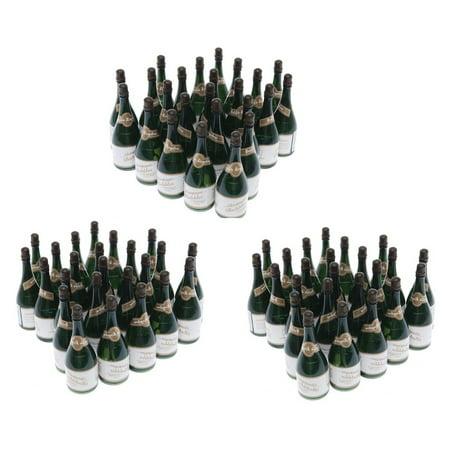 Wedding Bubbles Bulk (72 Mini Champagne Bottles Wedding Bubbles New Years Eve Graduation Party)