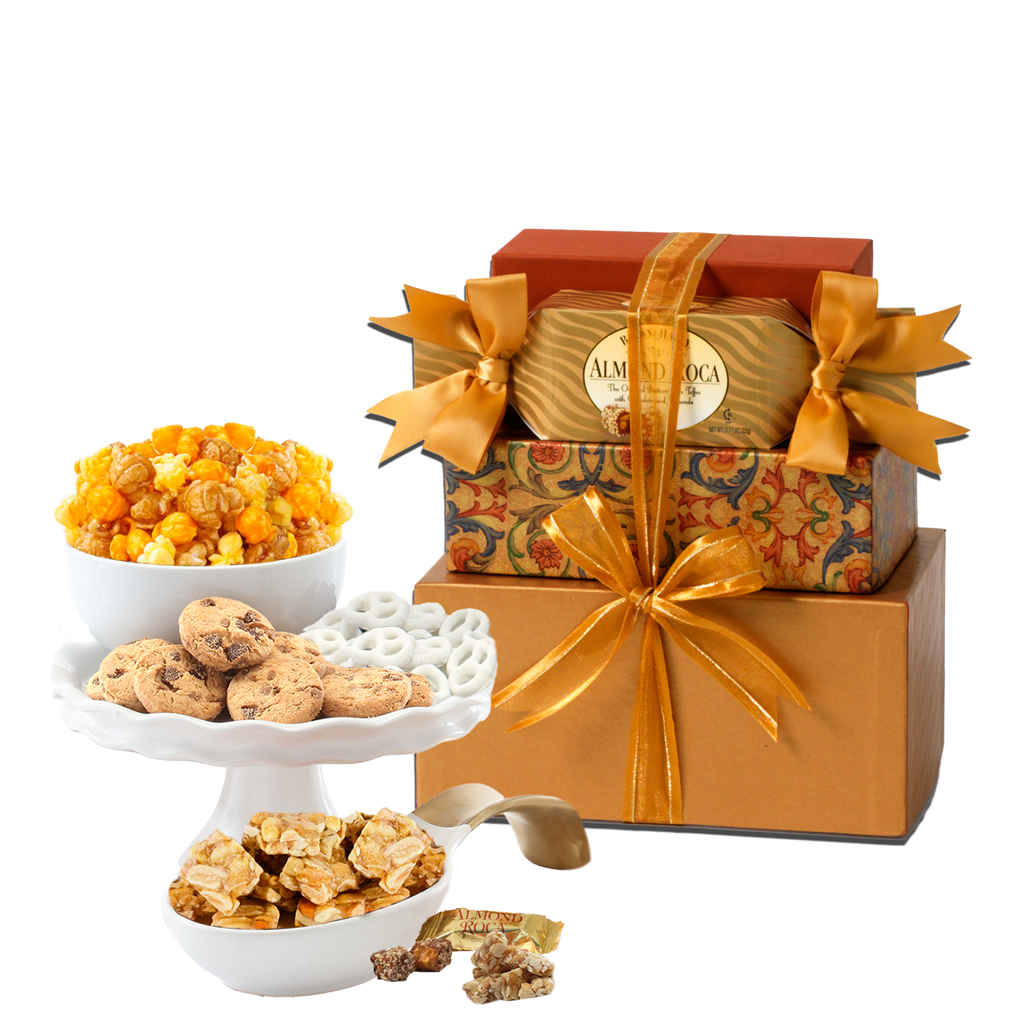 Broadway Basketeers Snackers Heaven Gift Set