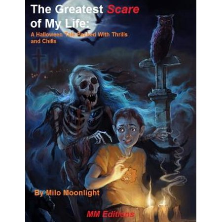 The Greatest Bar Halloween (The Greatest Scare of My Life: A Halloween Tale Packed With Thrills and Chills -)