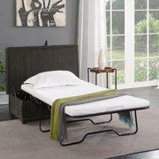 Peachy Ottoman Sleepers Machost Co Dining Chair Design Ideas Machostcouk