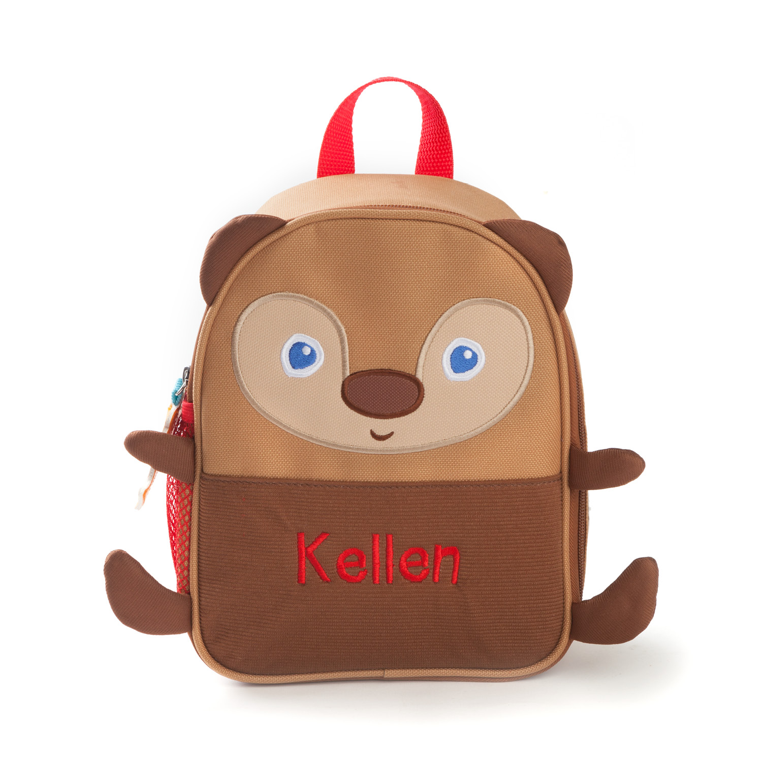 Brown Bear Personalized Lunchbag