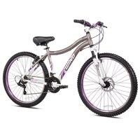 "Genesis 26"" Whirlwind Women's Mountain Bike, Gray"