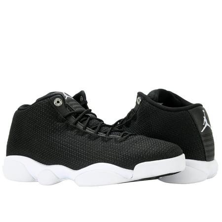 pretty nice 2c3d1 3863e Jordan - Nike Air Jordan Horizon Low Black White Men s Basketball ...